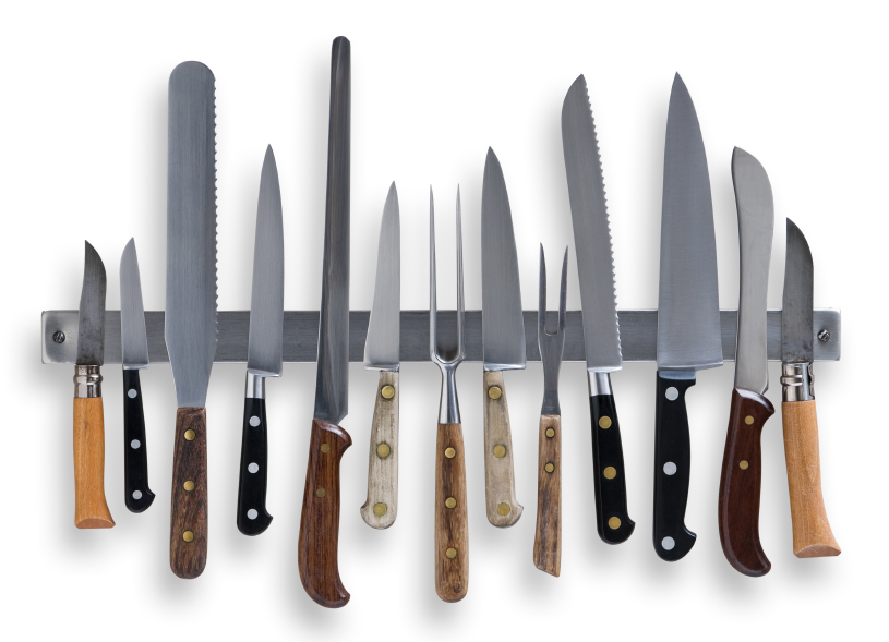 Things Everyone Needs in Their Kitchen: Three Essential Knives
