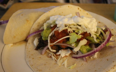YouTube Episode 3: Chipotle Marinated Beef Skirt Steak Tacos