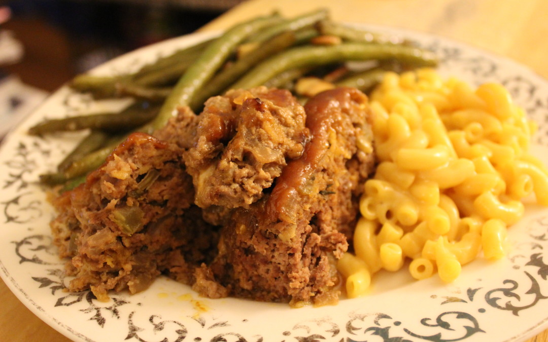 how to cook meatloaf without a loaf pan