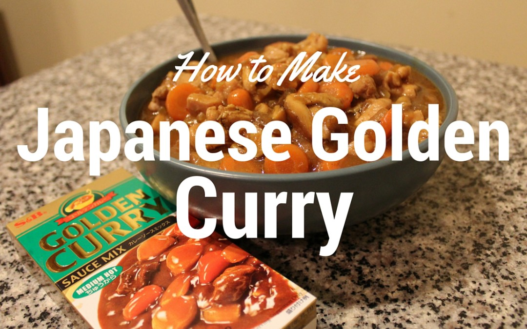 How to Make Japanese Golden Curry- The YouTube Edition